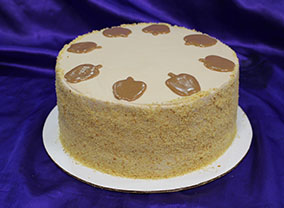 Cinnful Apple Cake from Sugar Plum Bakery